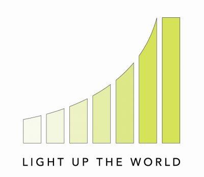 Light Up The World First Logo