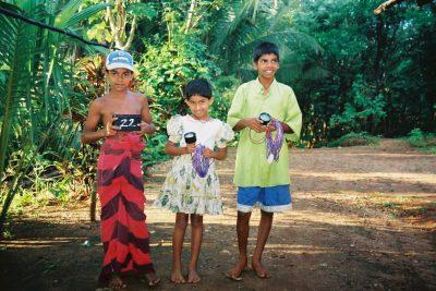 LUTW - Sri Lanka Children, 2004
