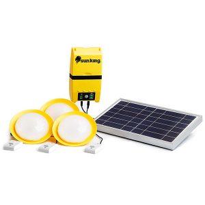 Panel Solar - Sun King Home 120